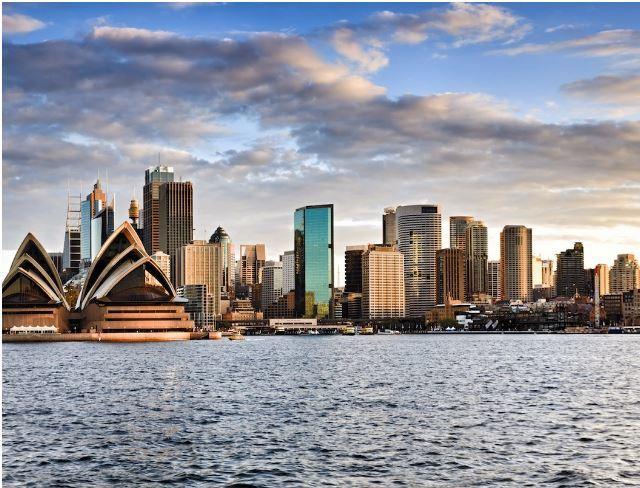 オーストラリア、シドニー