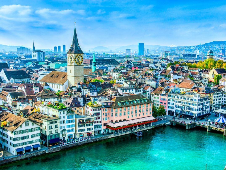 チューリッヒ、スイス