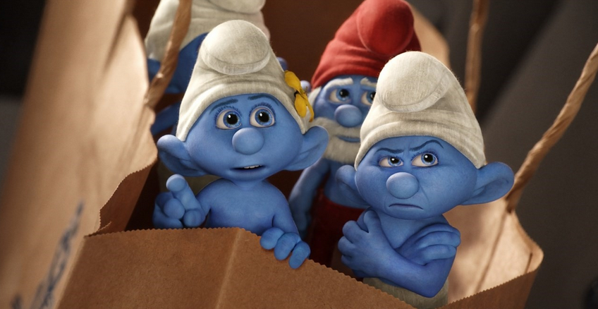 『Smurfs: The Lost Village(原題)』