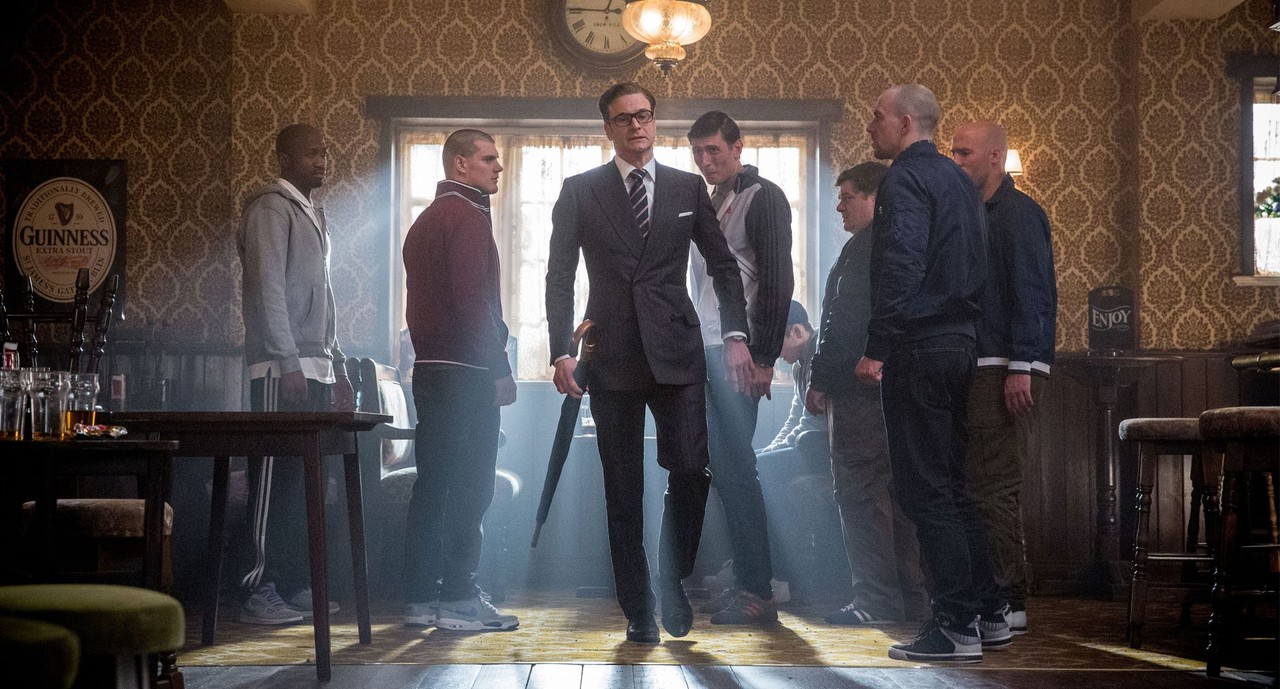 『Kingsman: The Golden Circle(原題)』