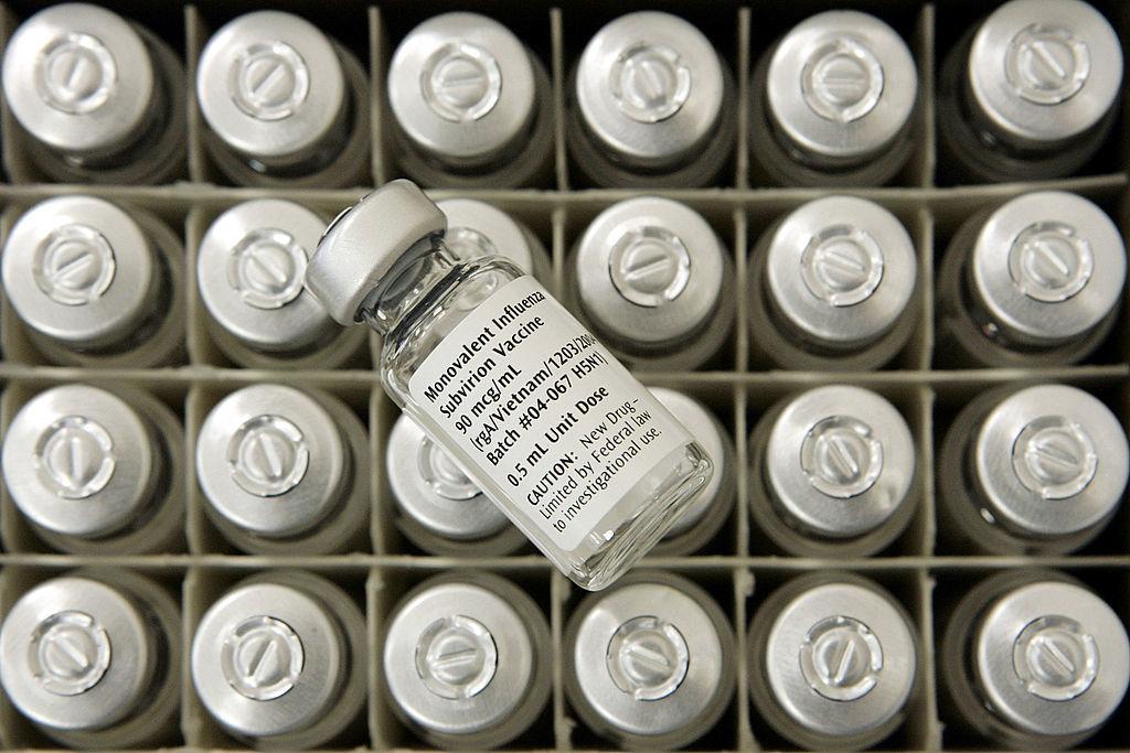 ワクチンの写真