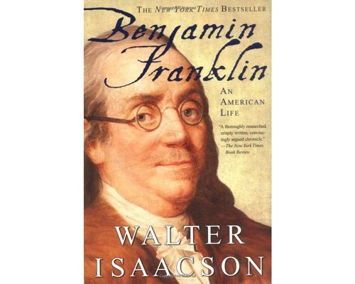 書籍「Benjamin Franklin: An American Life」
