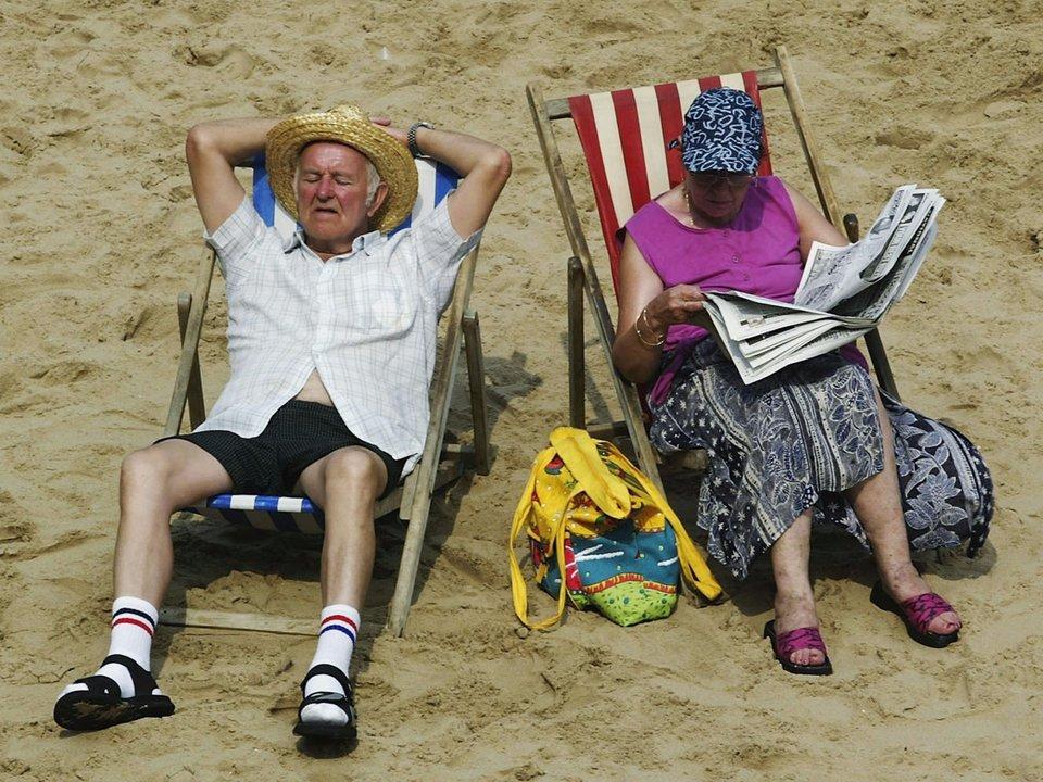 アメリカの高齢者者