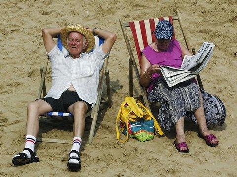トランプ政権の経済政策を最も満喫しているのは高齢者層