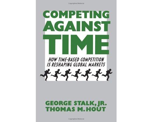 書籍「タイムベース競争戦略 —— 競争優位の新たな源泉 時間」