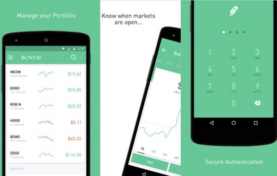 ミレニアル世代に人気の株取引アプリ「Robinhood」が13億ドルを調達