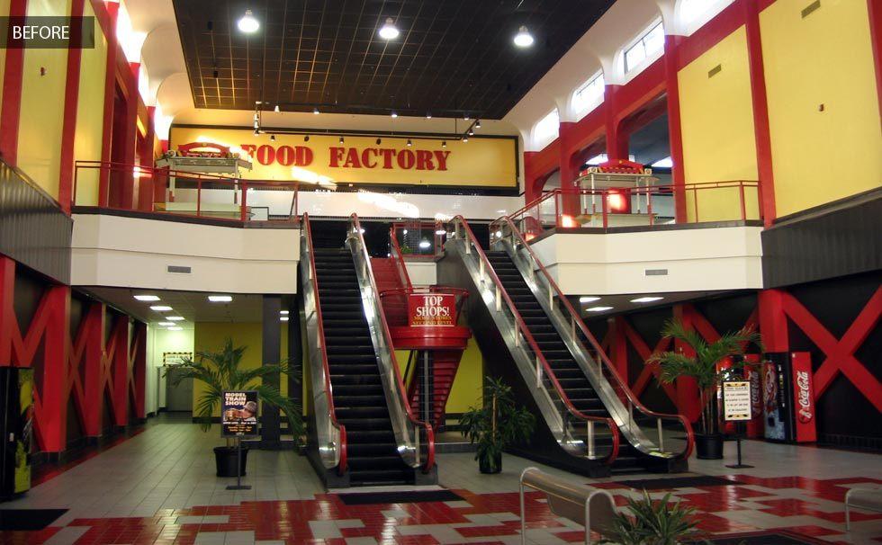 One Hundred Oaks Mall
