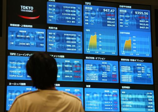 東証株価ボード