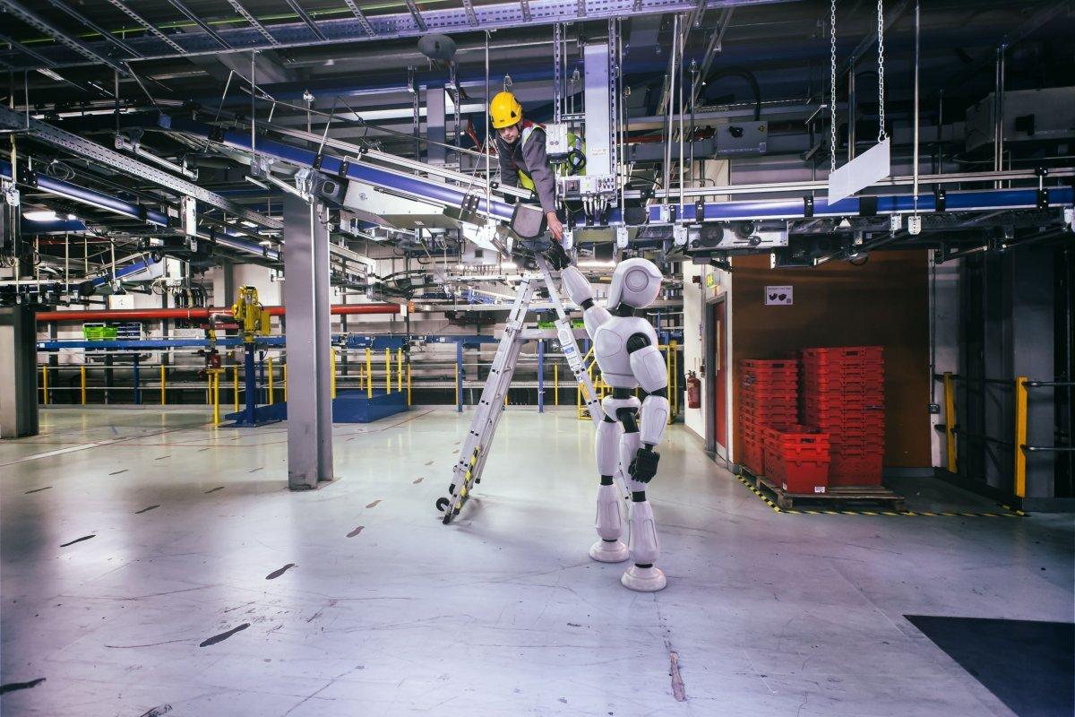 ロボット作業員
