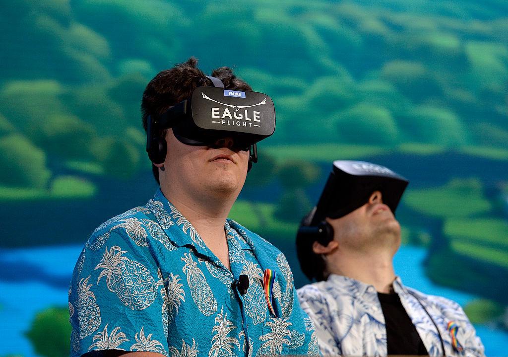 Oculusの創業者 パーマー・ラッキー(Palmer Luckey)氏