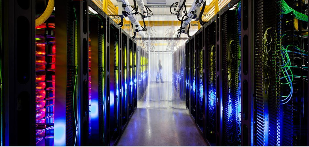 Googleのデータセンター