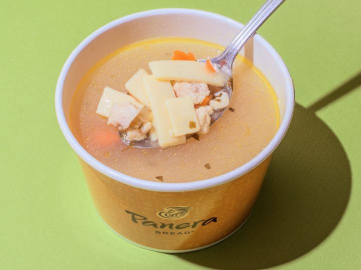 パネラベーカリーのスープ