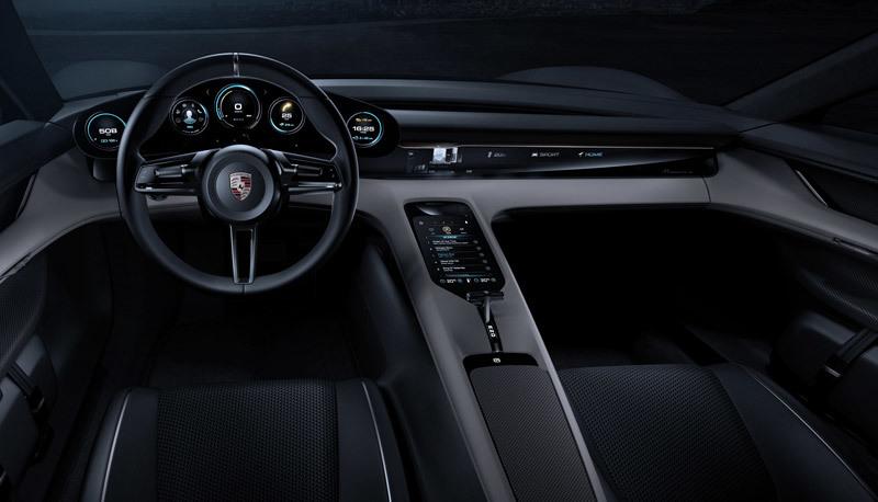 車内のイメージ図
