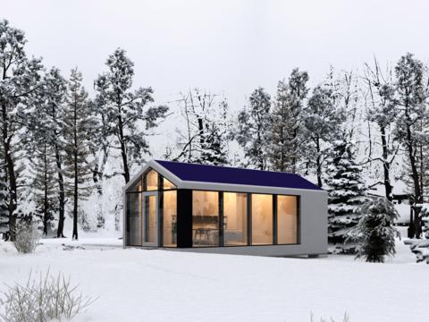24時間、350万円で建てられる「3Dプリンター製」の家