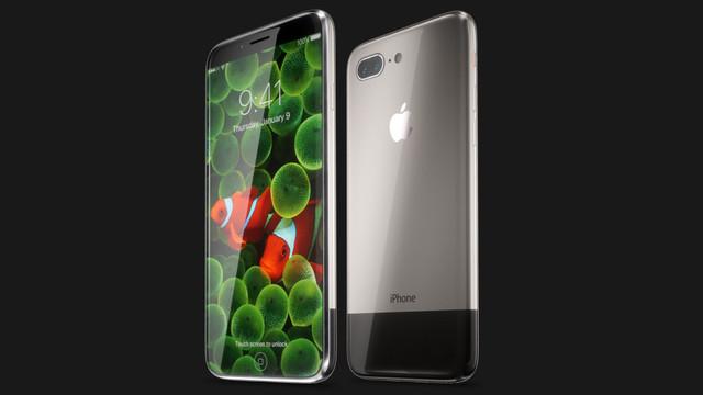 今年見た中で一番クールなiPhone 8の予想図