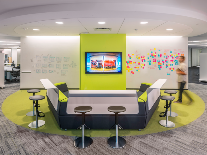 IBM iXのオフィス