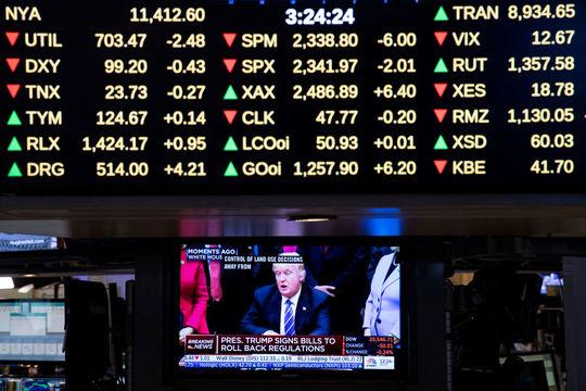 世界有数の資産運用会社ブラックロックのCEOが抱くアメリカの株式市場への懸念