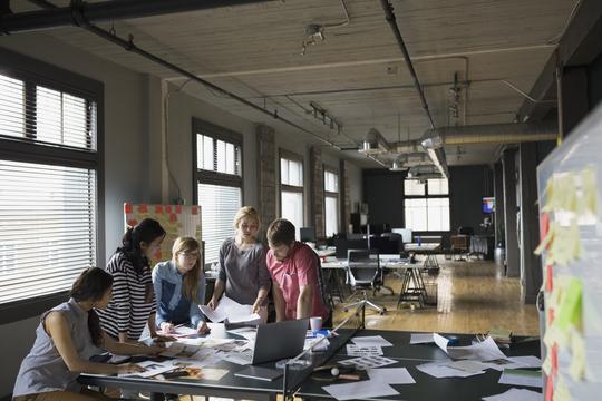 「起業家にとって最高の国」ランキング上位9カ国