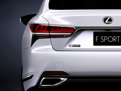 lexus-will-have-a-new-f-sport-version-of-its-recently-unveiled-ls-flagship-sedan-on-display-while-its-toyota-sister-brand