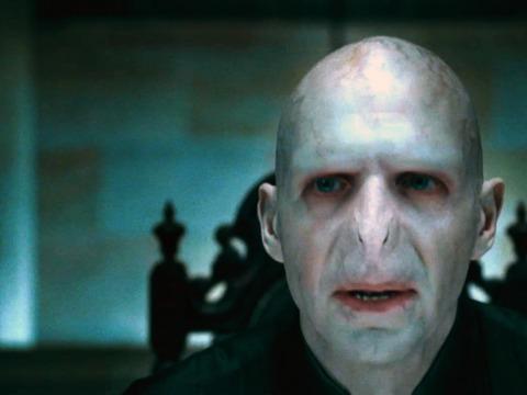 ハリー・ポッターの最大最強の敵、ヴォルデモート
