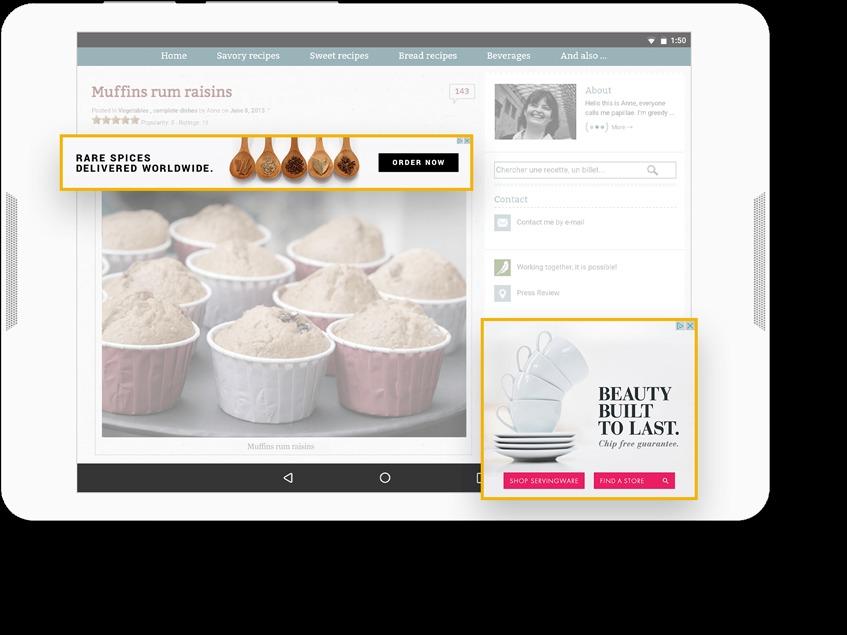 Google AdSenseのイメージ