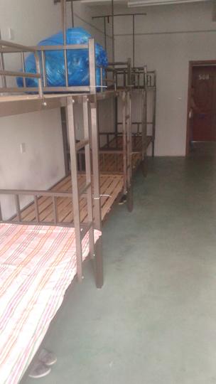 寮の一般的な部屋