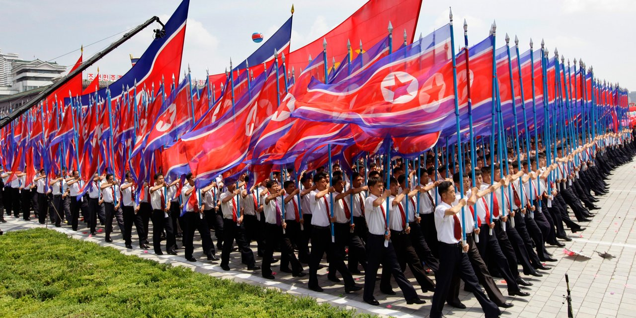 北朝鮮のイベント