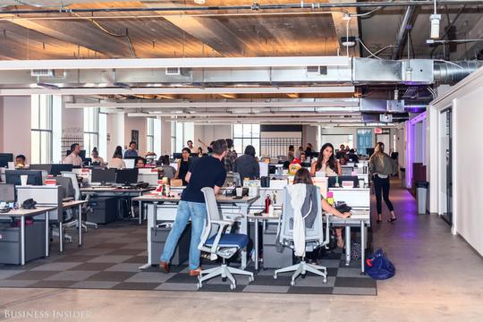 こんな会社で働きたい! クチコミサイト「Yelp」の楽しいオフィス