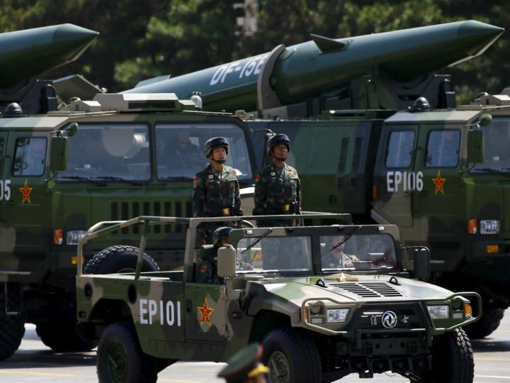 中国人民軍