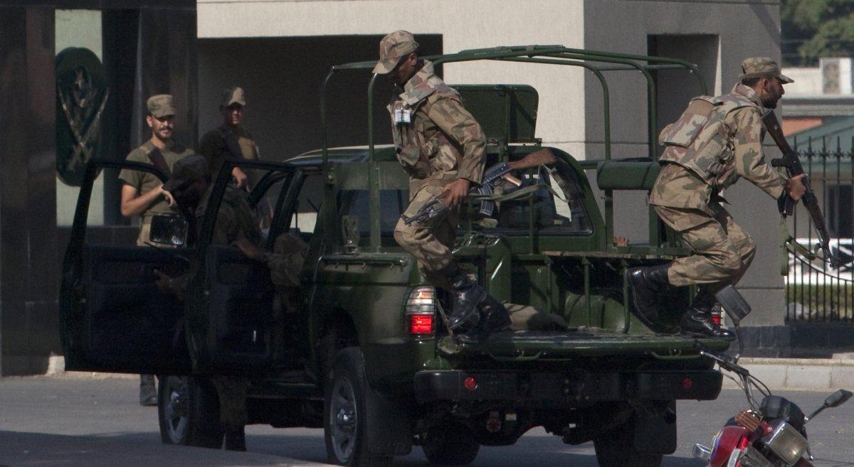 パキスタンの特殊部隊SSG