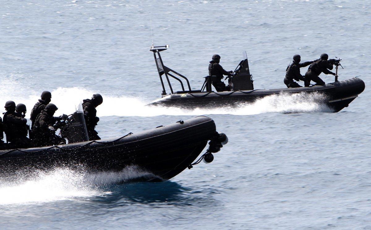 スペイン海兵隊特殊作戦班UOE
