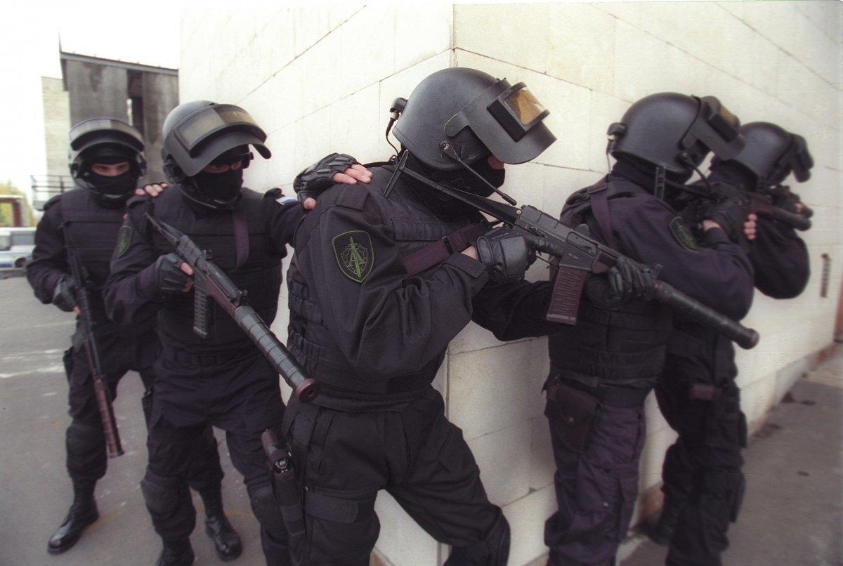 ロシアのアルファ部隊