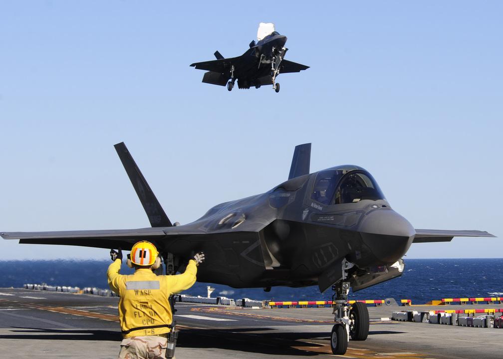 海兵隊のF-35B