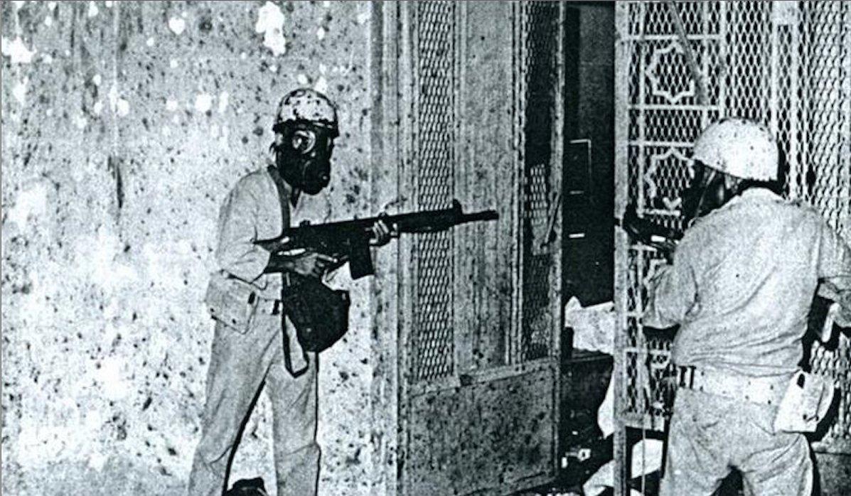 フランス国家憲兵隊治安介入部隊(GIGN)
