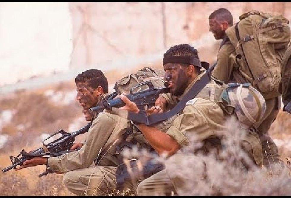 イスラエル国防軍のサイェレット・マトカル