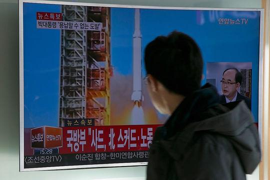 北朝鮮ミサイル発射失敗は、米サイバー攻撃の可能性も
