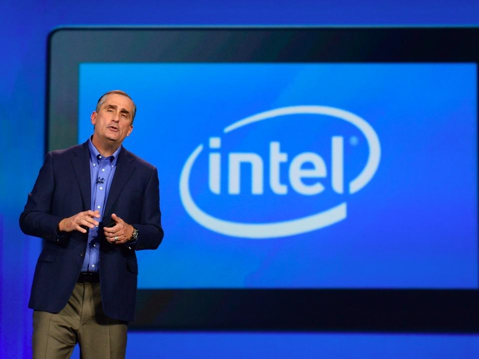 インテルのイメージ写真