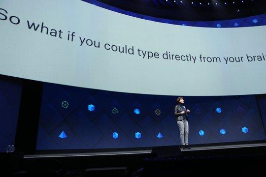 考えるだけで入力?Facebookが開発する脳とコンピューターをつなぐ技術