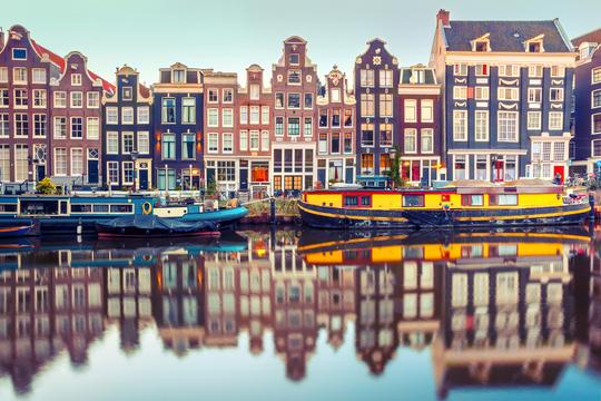 オランダはデジタルの力で健康寿命を延ばす
