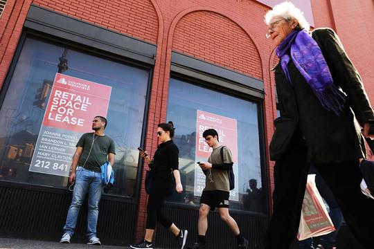 ニューヨークを愛する住民が「空き店舗マップ」を作った理由