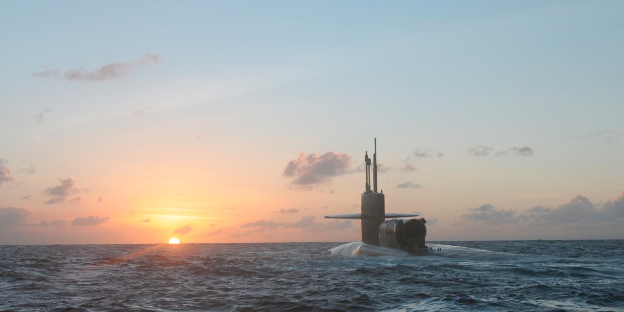 原子力潜水艦ミシガン