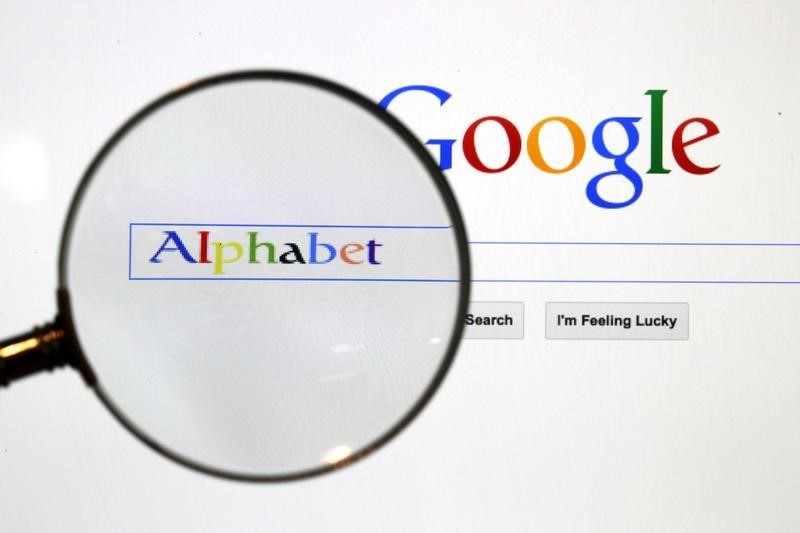 googleのトップページ
