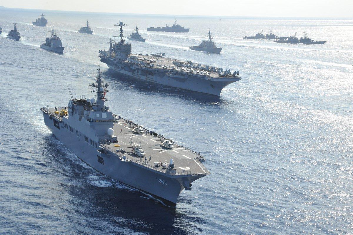海上自衛隊「ひゅうが型護衛艦」