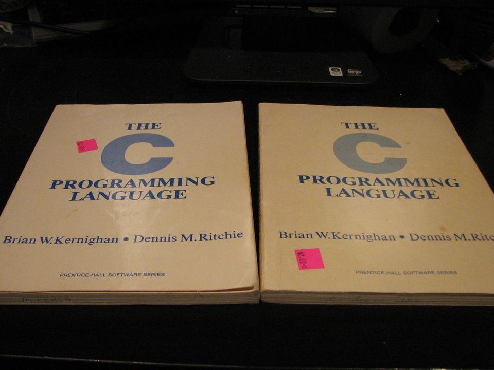 『プログラミング言語C』原著