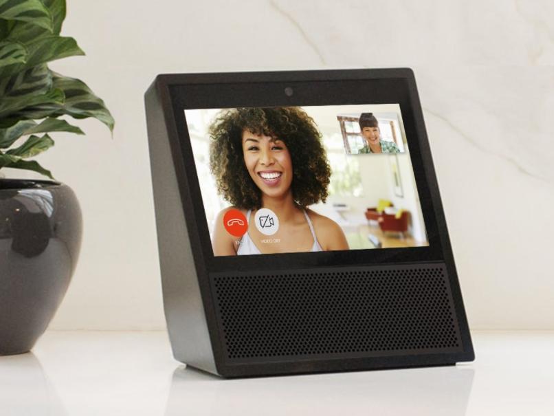 新製品のスマートスピーカー「Amazon Echo Show」