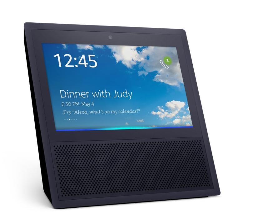 スマートスピーカー「Amazon Echo」製品イメージ画像
