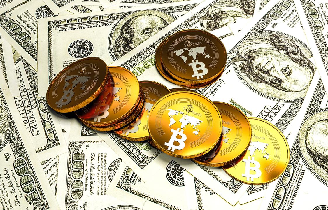 ビットコインのイメージ