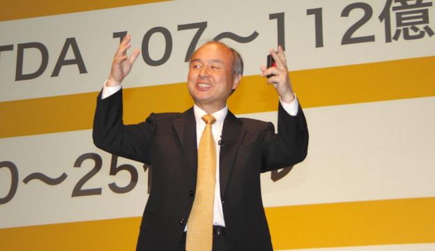 ソフトバンク孫正義、純利益1.4兆円の高笑い——「ゴールドラッシュはこれからだ」
