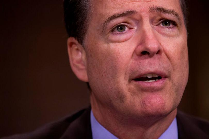 FBI長官を解任されたコミー氏