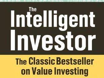 『賢明なる投資家』原著表紙